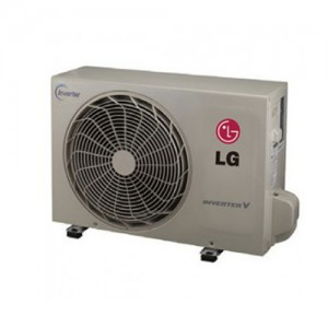 LG-8500-BTU - 17 SEER - Mega Inverter Mini-Split System - Heat-Pump-
