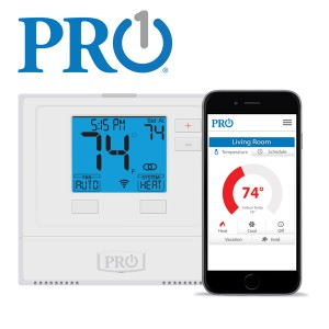 PRO T701i WIFI Thermostat