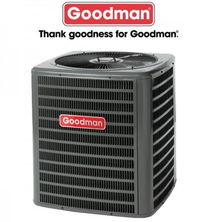 Goodman 1.5 Ton - 16 SEER - AC Condensing Unit