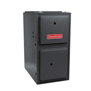 Goodman 3.5 Ton 14 Seer AC 80,000 btu 80% 2-Stage Gas Furnace