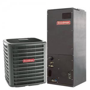 Goodman 1.5 Ton - 16 SEER - Heat Pump