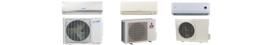 Ductless Air Conditioner Mini Split Wall Mounted
